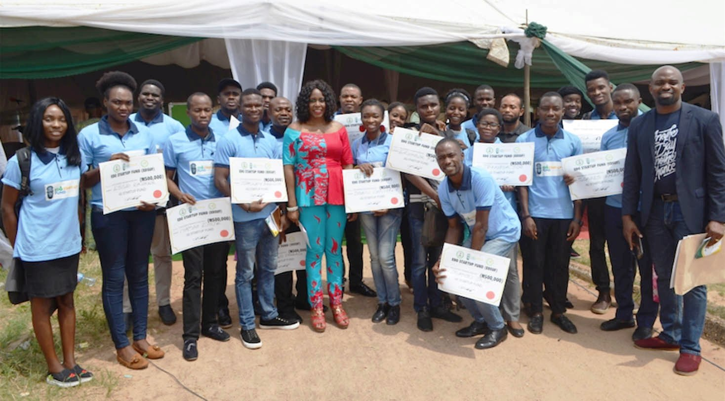 Edo SIP trains 20 entrepreneurs on access to funding