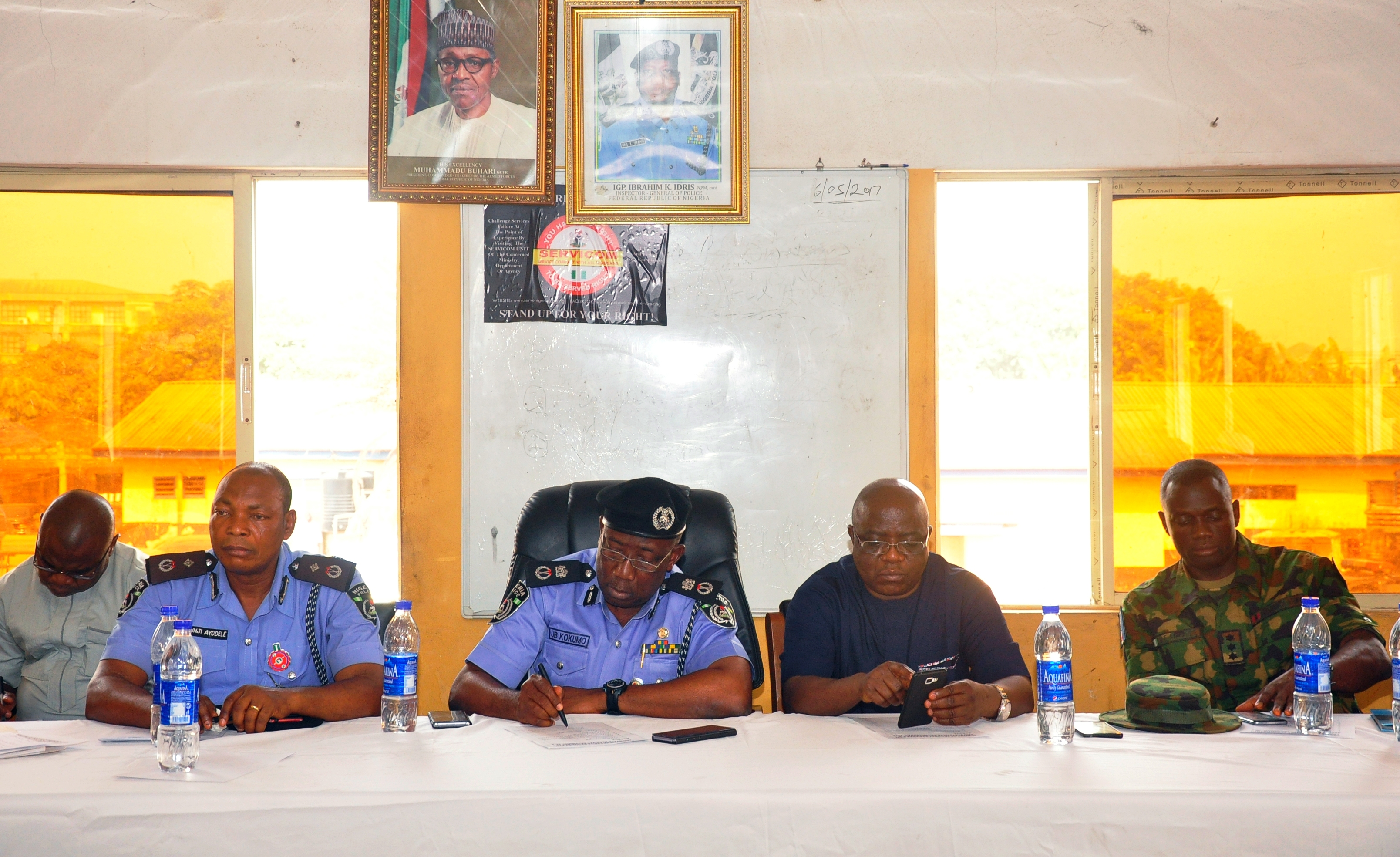 Edo Police Command assures of safety during Yuletide, warns against thuggery ahead of 2019 polls