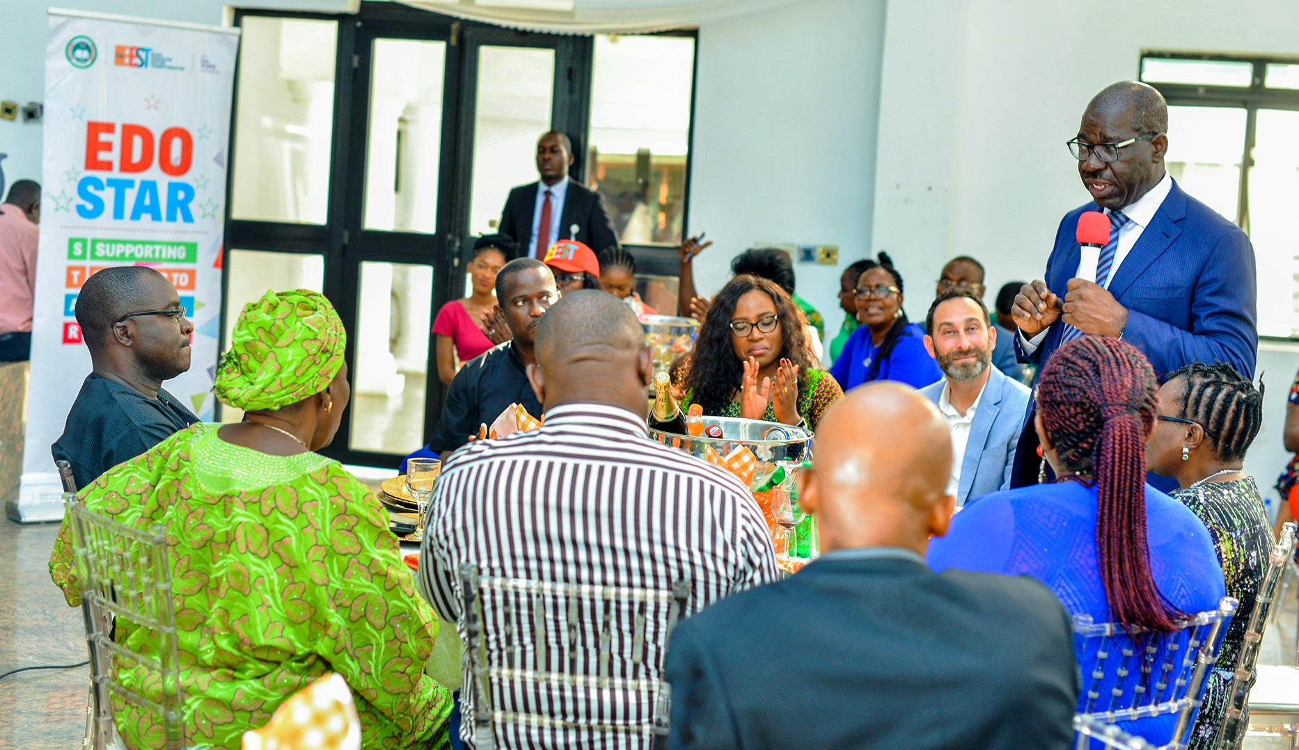 Obaseki, Facebook partner on deployment of internet infrastructure, learning resources in Edo schools