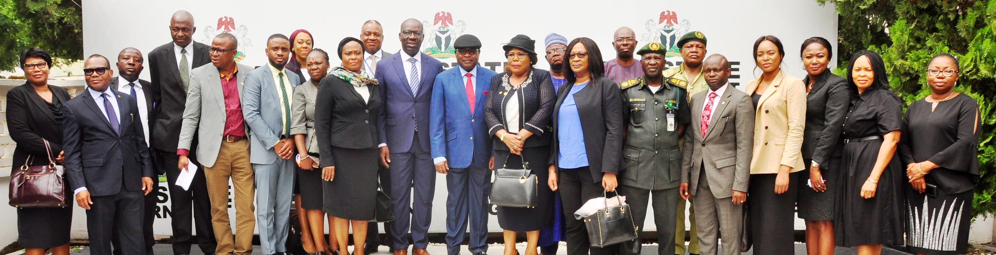 Obaseki backs prison reform, mulls 50-hectare correctional center in Edo