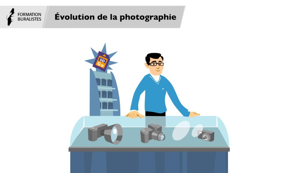 Ep1 — La e-cigarette (plan évolution de la photographie)