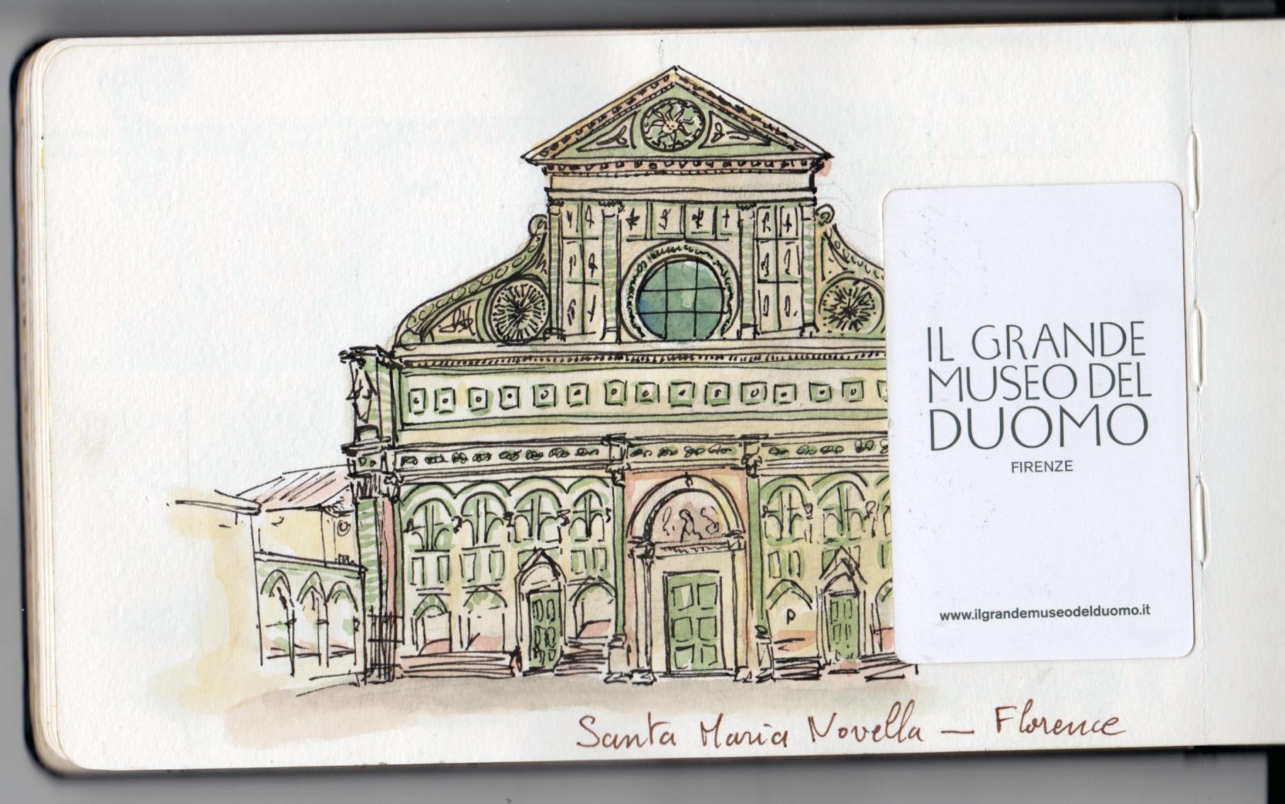 Santa Maria Novella — Florence