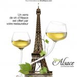 La Fête des vins d'Alsace dans les Restaurants Parisiens