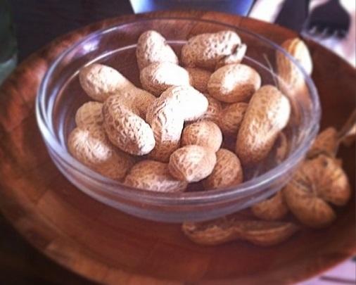 cacahuète stendhal restaurant paris