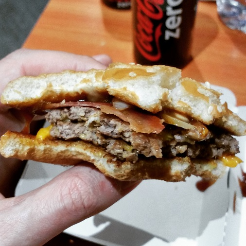 mcdonalds mc rancher barbecue sauce test