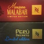 Découvrez Monsoon Malabar et Peru Secreto, les nouveaux grands crus Nespresso