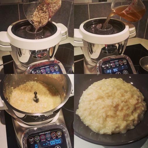 test seb companion recette risotto