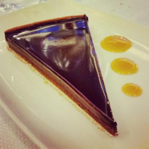 le petit sommelier restaurant paris dessert