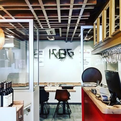 kbg restaurant paris