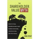 Shareholder value Myth larger