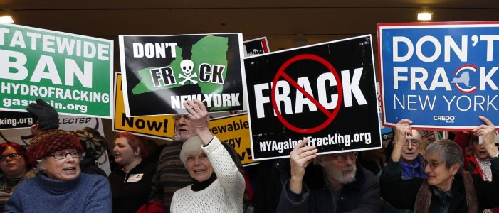 Seven reasons against fracking