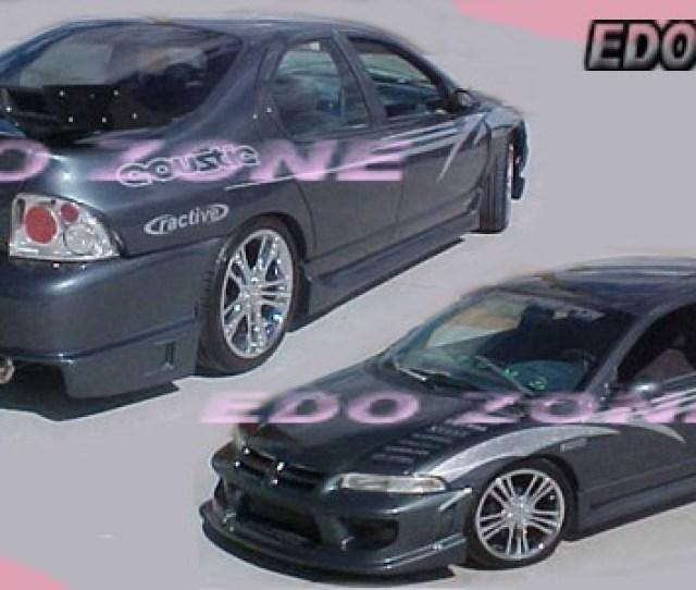 1995 1999 Plymouth Breeze Chrysler Cirrus Dodge Stratus 4 Pcs Full
