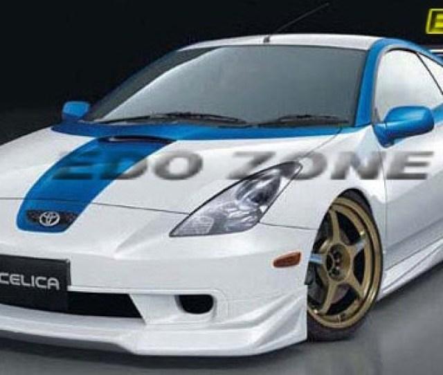 2000 2004 Toyota Celica 4 Pcs Full Body Kit