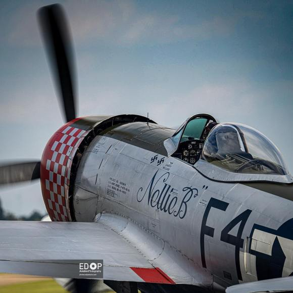 P-47 The limousine of warbirds