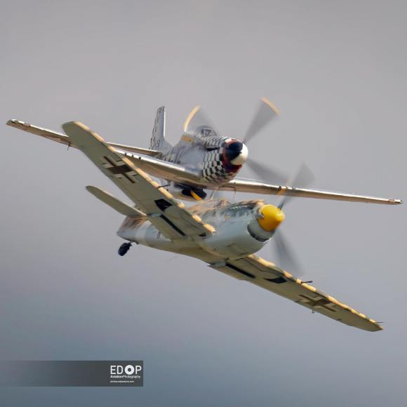 Dogfight Double