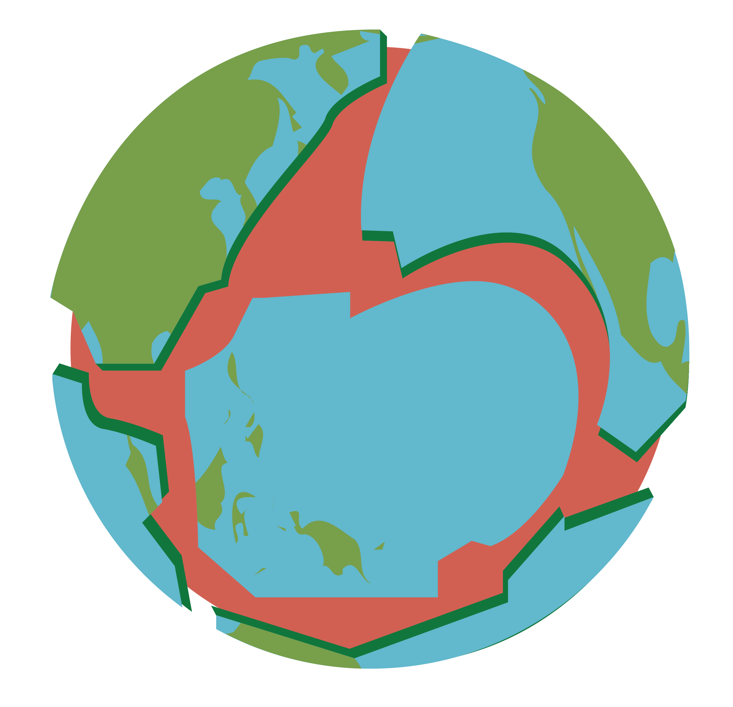 Changing Earth Worksheet
