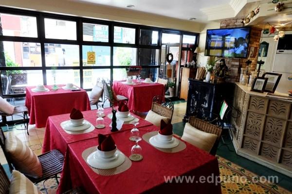 Dining are Roxas Inn