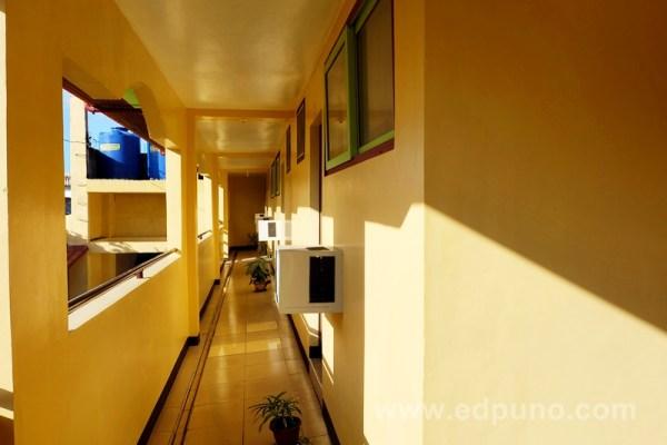 Hallway Premiere Inn Roxas City
