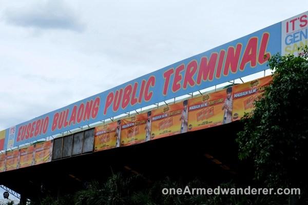 Eusebio Bulaong bus terminal general santos city