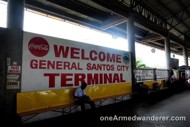 General santos City bus terminal to Koronadal