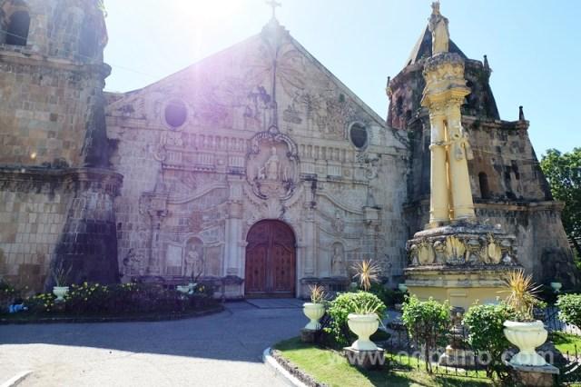 Beautiful church in philippines