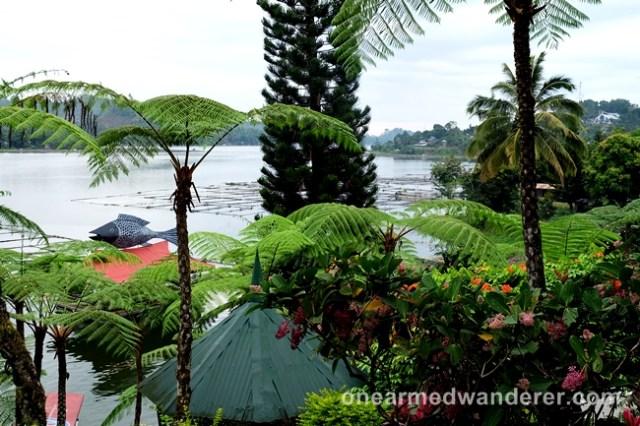 Hotel in lake sebu cotabato