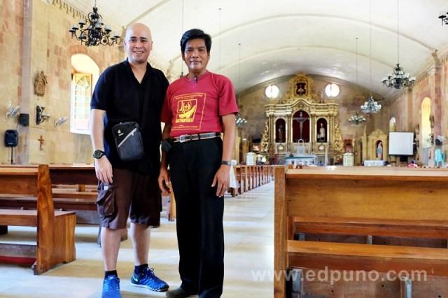 Miagao church iloilo blogger