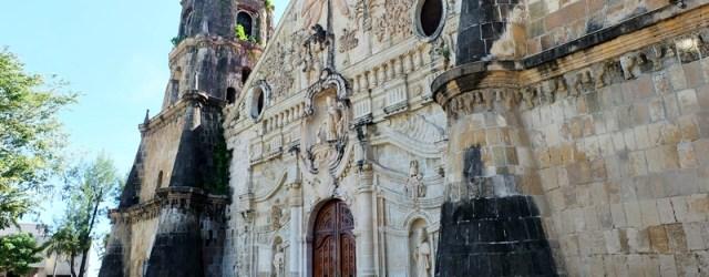 Miagao church in ililo philippines