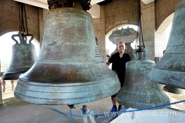 largest bell in catholic church in asia