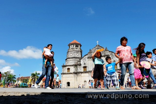 panay church biggest bell philippines