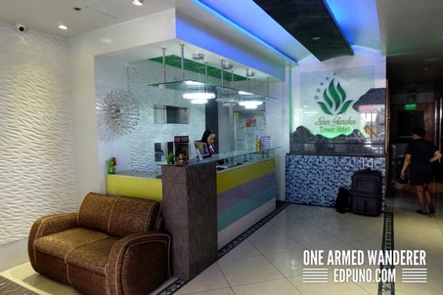 lucena city hotel lobby