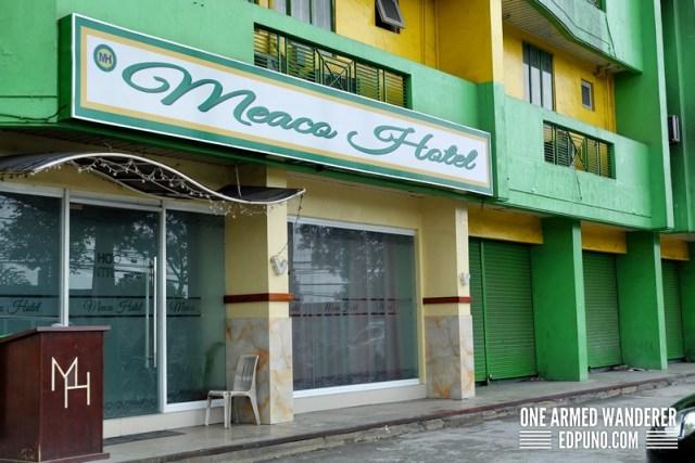 Meaco Hotel Valenzuela facade