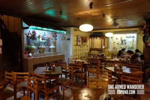 Jo's Chicken Inato Interior