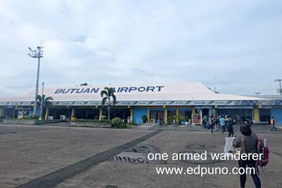 Bancasi Airport, Butuan City (Agusan del Norte)