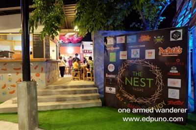 The Nest Taguig Eat Shop Enjoy