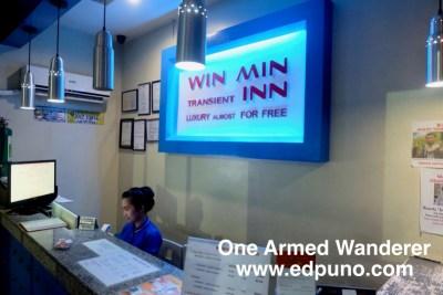 Win Min Transient Inn Cagayan de Oro City Philippines