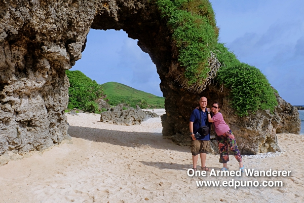 Ahaw (Natural Stone Arch)