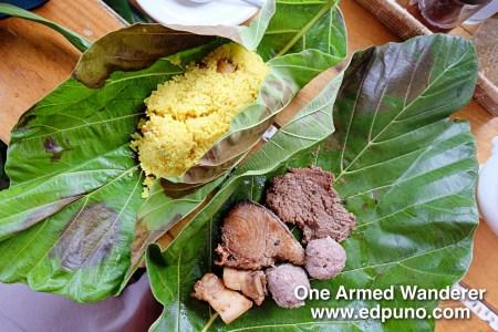 Day 1: Lunch at Vonong