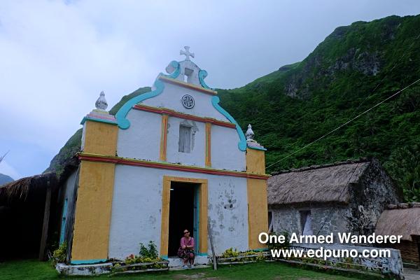 Sta. Rosa de Lima Chapel, Chavayan village