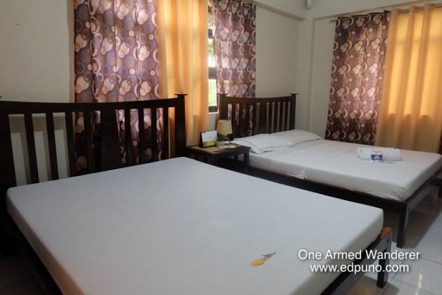 Itbayat room at DDD Habitat