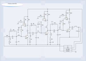 Circuits and Logic Diagram Software