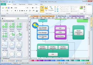 Block Diagram Software, View Examples and Templates