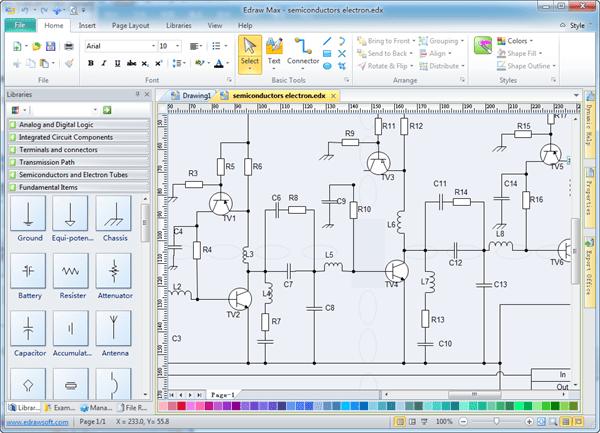 diagram download electrical wiring diagram drawing software