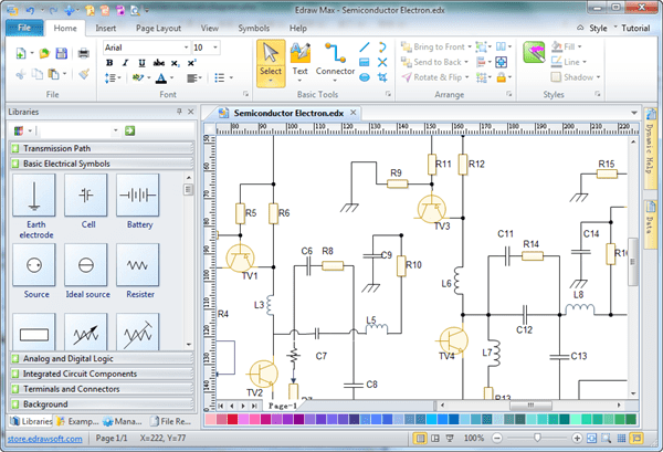 circuit diagram program  basic guide wiring diagram •