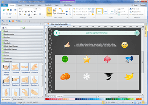 Easy To Use Worksheet Maker