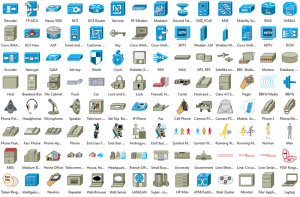 Cisco Network Diagram Symbols