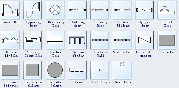 House Plans Door Symbol Home Design And Style