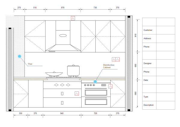 Kitchen Layout Planning Tool