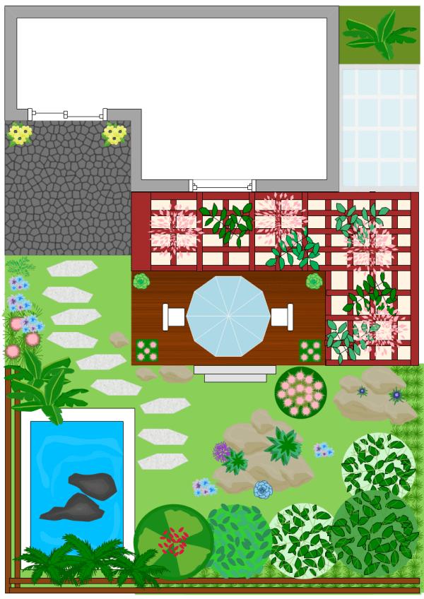 Free Drawing Floor Template Plan