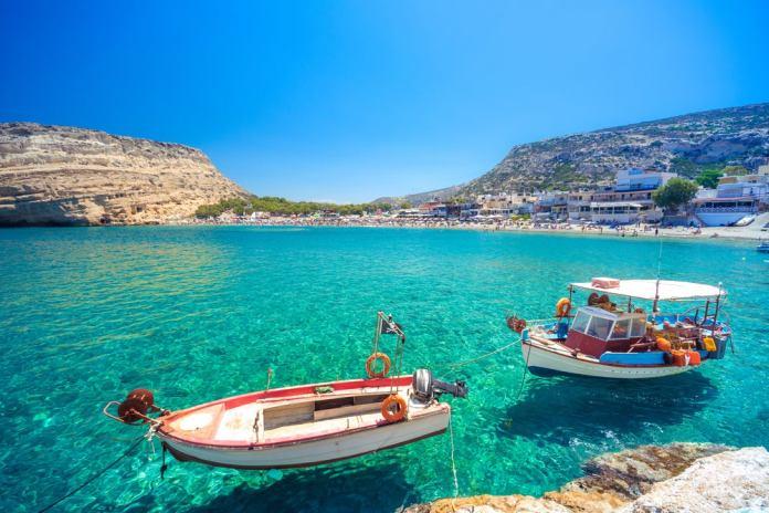 Praia de Creta - Grécia